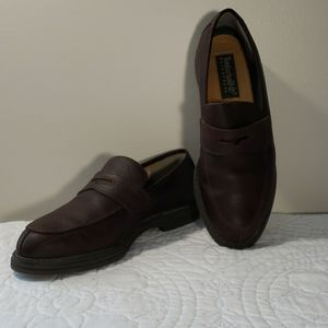 Timberland Women's Brown Penny Loafers Size 7.5M